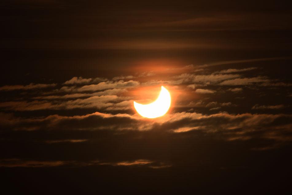 19 marzo 2007 eclipse parcial sol hora: